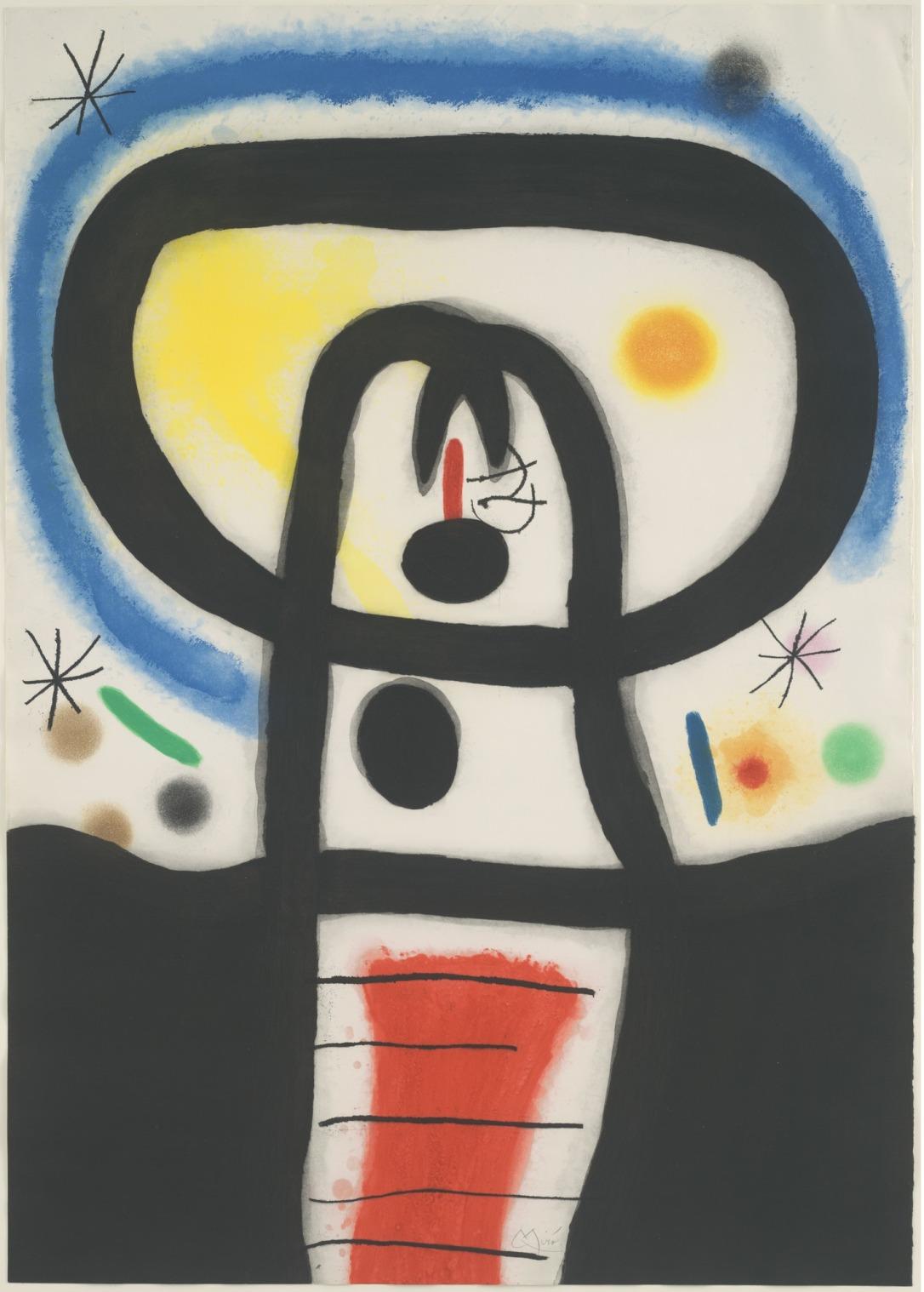 Joan Miró - Equinox